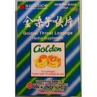 Golden Herbal Lozenge