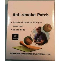 Anti-Smoke Herbal Non-Tobacco Patches