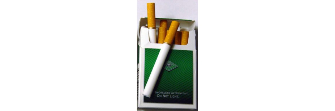 Mimic Fake Non-Tobacco Smokeless Cigarettes