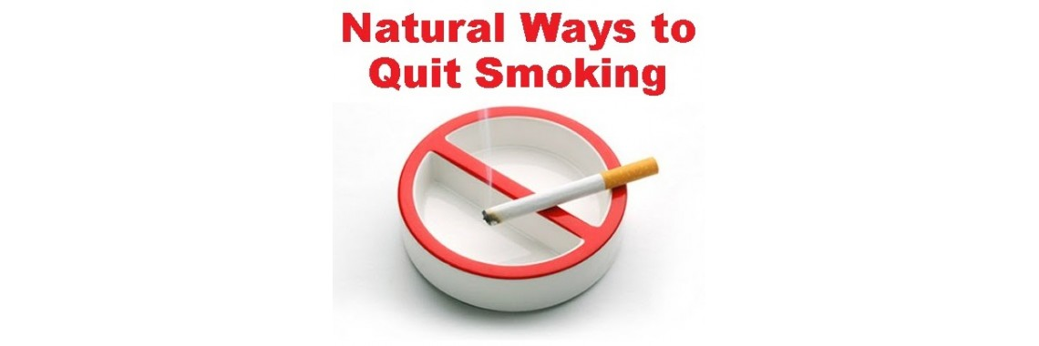 Natural Way to Stop Smoking!